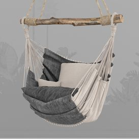 hanging chair 3d model Download  Buy 3dbrute