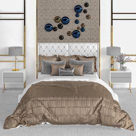 montgomery bed 3d model Download  Buy 3dbrute