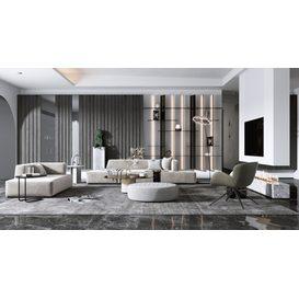 Sofa 03 3d model Download  Buy 3dbrute