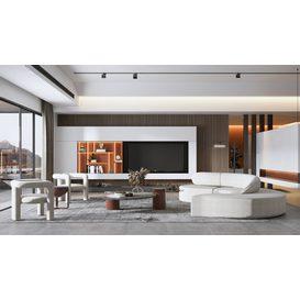Sofa 19 3d model Download  Buy 3dbrute
