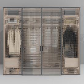 Walk-in Closet 3d model Download  Buy 3dbrute