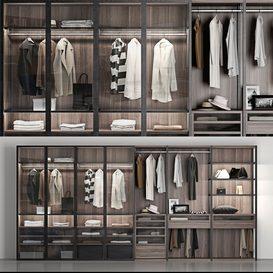 wardrobe 002 3d model Download  Buy 3dbrute