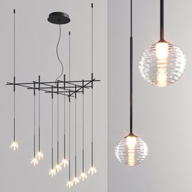 Vibia Algorithm 10 light 3d model Download  Buy 3dbrute