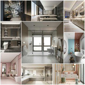 Toilet vol1 2021 3d model Download  Buy 3dbrute