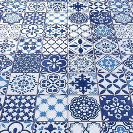 Tile-mosaic 3d model Download  Buy 3dbrute