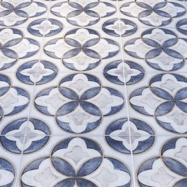 tile-flower 3d model Download  Buy 3dbrute