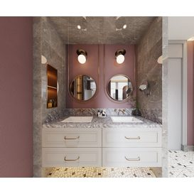 Bathroom Vray 2 3d model Download  Free 3dbrute