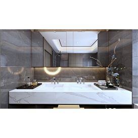 Bathroom Vray 7 3d model Download  Free 3dbrute