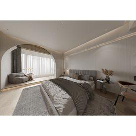 Bedroom Corona 57 3d model Download  Free 3dbrute