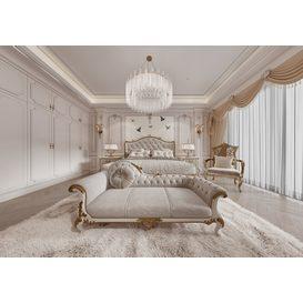 Bedroom Corona 70 3d model Download  Free 3dbrute