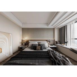 Bedroom Corona 77 3d model Download  Free 3dbrute