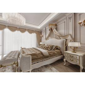Bedroom Corona 83 3d model Download  Free 3dbrute