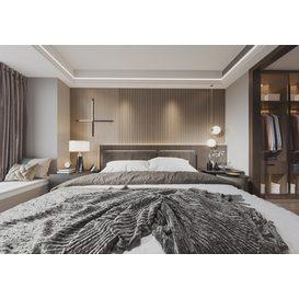 Bedroom Corona 87 3d model Download  Free 3dbrute
