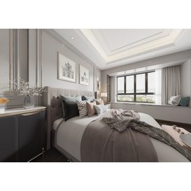 Bedroom Vray 93 3d model Download  Free 3dbrute