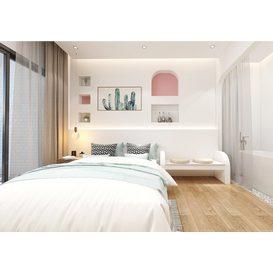 Bedroom Vray 100 3d model Download  Free 3dbrute