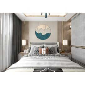 Bedroom Vray 103 3d model Download  Free 3dbrute
