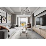 Living room Corona 1