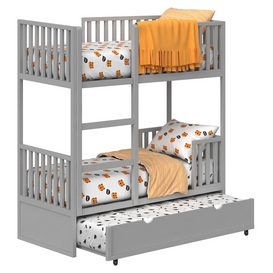 BENLICHE BUNK BED 3d model Download  Buy 3dbrute