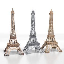 eiffel tower 3d model Download  Buy 3dbrute