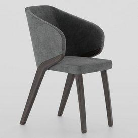 Chair Diotti Matilde 3d model Download  Buy 3dbrute