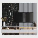 Modern tv wall 03