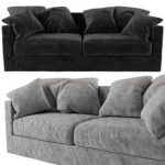 Linen Sofa – Couch