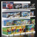 lego showcase