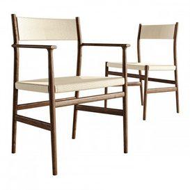 Brdr  Kruger ARV Chair 3d model Download  Buy 3dbrute