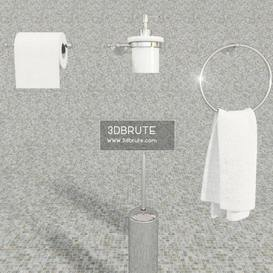accessories - 3dbrute -Download free -3d Model furniture