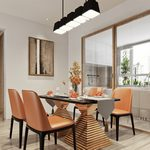 Kitchen & Dining Room A007Modern style 3d66 2018