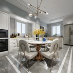 Kitchen & Dining Room B010Postmodern style 3d66 2018