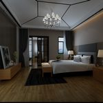 15. Bedroom Modern Style