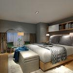 17. Bedroom Modern Style
