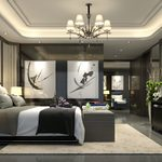 34. Bedroom Modern Style_3d66 2015
