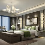 37. Bedroom Modern Style_3d66 2015