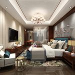 50. Bedroom Modern Style_3d66 2015