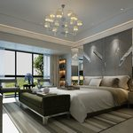 83. Bedroom Modern Style_3d66 2015