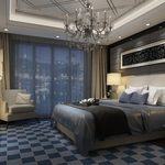 84. Bedroom Modern Style_3d66 2015