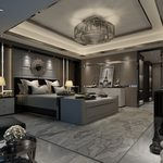 86. Bedroom Modern Style_3d66 2015