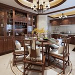 Kitchen & Dining Room C010Chinese style 3d66 2018