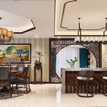 Kitchen & Dining Room C024Chinese style 3d66 2018