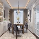 Kitchen & Dining Room J004Mix style 3d66 2018