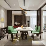 Kitchen & Dining Room J018Mix style 3d66 2018