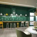 Restaurant & coffee M003Nordic style 3d66 2018